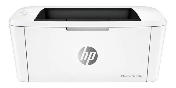 Impressora HP M15W com Wi-Fi 110V