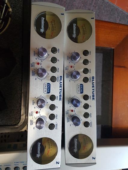 Pre Amplificador Valvulado Bluetube Presonus