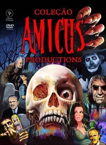 Box Original Coleção Amicus Productions - Novo / Lacrado