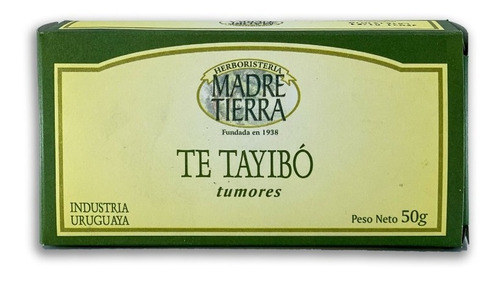 Te Tayibo 50g Tumores - Yuyo Madre Tierra