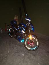 Vendo Moto Serpento Naga . Motor 200 . Equipada