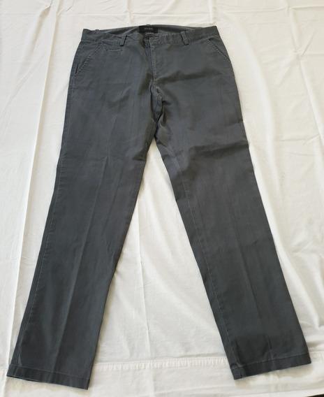 Pantalon Ona Saez Gabardina Talle 46