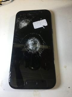 Samsung Galaxy A5 2017 Sm-a520f/ds - Retirada De Peças