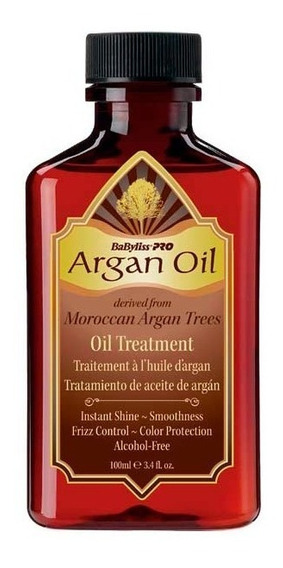Tratamiento De Aceite De Argan Babylisspro 100ml