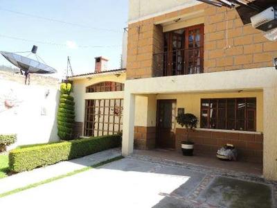 Casa Sola En Venta, Nueva Oxtotitlan Toluca