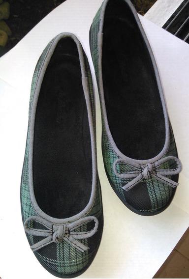 Zapatos En Tela Suaves Comodos Y Conformtables Imp España