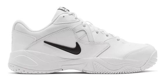 Tênis Masculino Nike Court Lite 2 - Branco