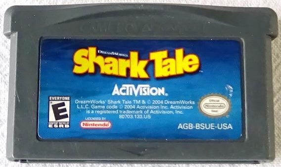 Dreamworks Shark Tale Cartucho Para Game Boy Advance 2004