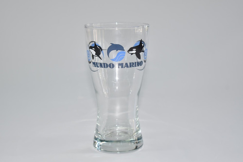 Vaso Cervecero Orca Mundo Marino 392 Ml