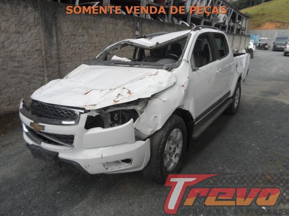 Sucata S-10 Ltz 2013 2.4 Flex 4x2 / Somente Venda De Peças