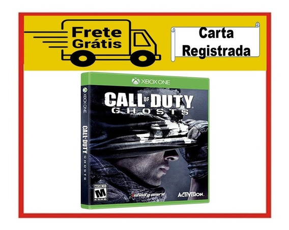 Call Of Duty Ghosts (cod) Xbox One - Mídia Física (lacrado)