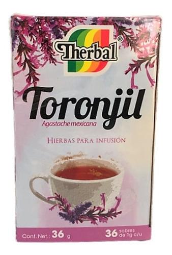 Te Toronjil Therbal 36 Sobres Envio Full