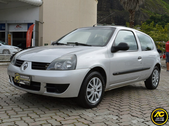 Renault Clio 1.0 16v Flex 2p Manual