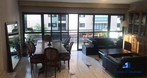 Imagem 1 de 17 de Apartamento Com 4 Dormitórios À Venda, 230 M² Por R$ 889.000,00 - Real Parque - São Paulo/sp - Ap3566