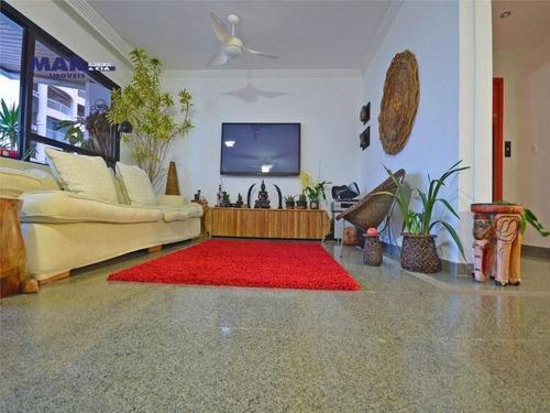 Imagem 1 de 21 de Apartamento Residencial À Venda, Morro Do Maluf, Guarujá - . - Ap6766