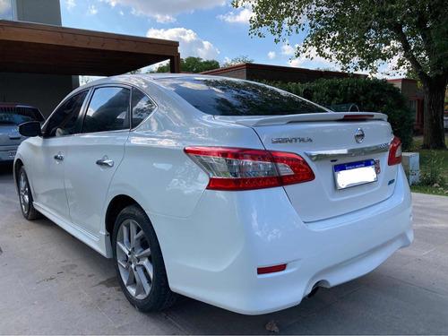Nissan Sentra 2.0 Sr Cvt 2016
