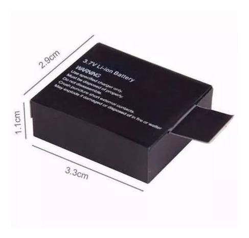 4 Bateria Para Câmera Sportcam Sj4000 4k Sport 1080p Hd