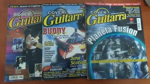 Revistas Cover Guitarra 72,73 E 74