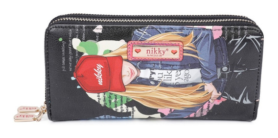 Billetera Dama Nikky By Nicole Lee 2020 - Kimberly - Nk20376
