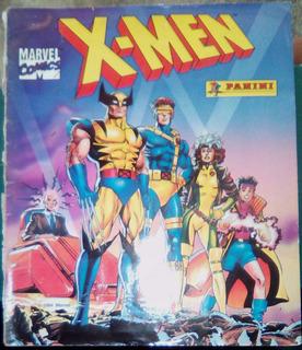 Album Estampas X Men Panini 1994 (faltan 30 De 216)