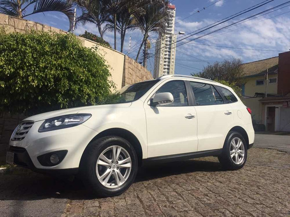 Hyundai Santa Fe 3.5 Aut Awd 2012 7 Lugares Top De Linha !!!