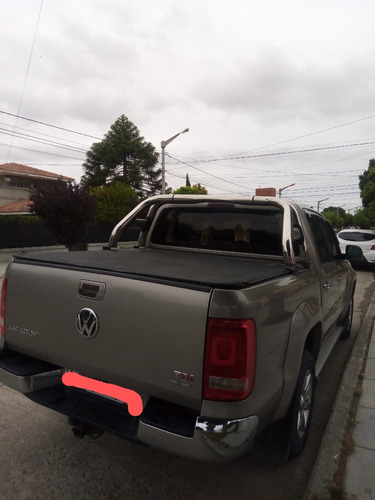Amarok 2014 High Line 2014 Caja Manual, 4x2 197 Mil Km Titul