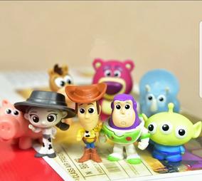 Kit 8 Bonecos Toy Story Babys - Pronta Entrega