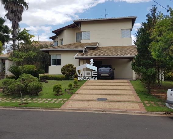 Casa Para Locação E Venda No Alphaville Campinas - Ca03926 - 34463277