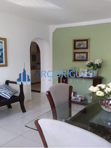Apartamento Residencial Em Salvador - Ba, Canabrava - Ap00602