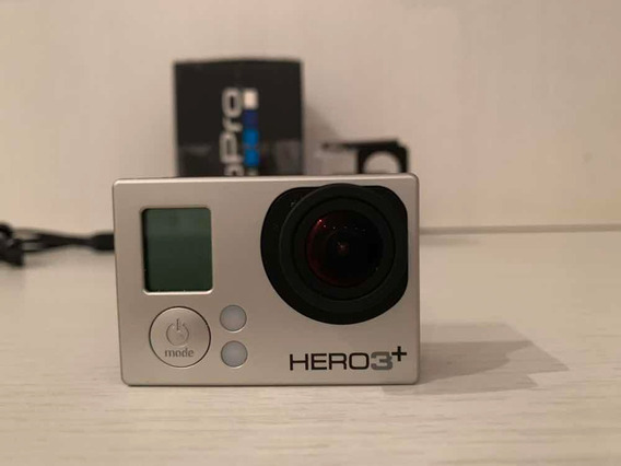 Gopro Hero 3 Silver Edition Com Wifi