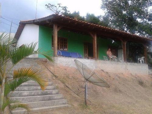 Casa Residencial À Venda, São Vicente, Mairiporã. - Ca0037