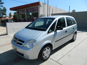 Meriva Gl Plus Ab 2008 Full 1.8 Gnc. Impecable !!!