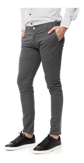 Pack X2 Pantalón Chupin Gabardina Varios Colores!!!