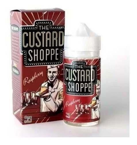 Líquido Para Vapear The Custard Shoppe. 100 Ml Al 3%.