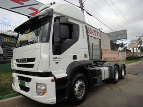 Iveco 460 6x4 2012 Aut,com Ar, Scania 440 6x2, Volks 25390