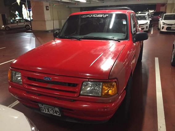 Ford Ranger Versión Splash, Full