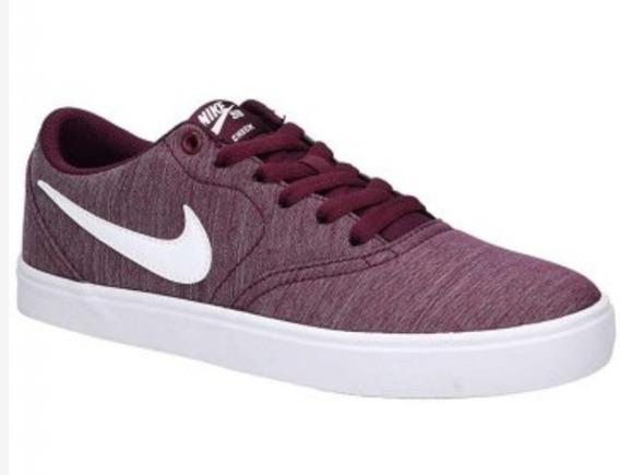 Zapatillas Nike Sb Check Canvas Premium - Womens Mujer 612