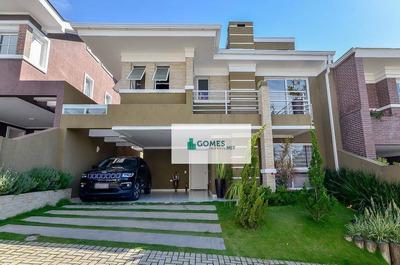 Casa Com 3 Dormitórios À Venda, 280 M² Por R$ 1.425.000 - Santa Quitéria - Curitiba/pr - Ca0047