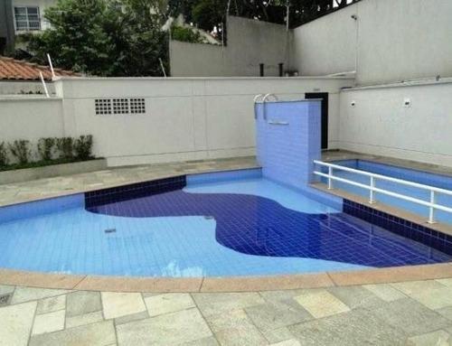 Apartamento Para Alugar, 130 M² Por R$ 3.900,00/mês - Vila Santo Estéfano - São Paulo/sp - Ap7935
