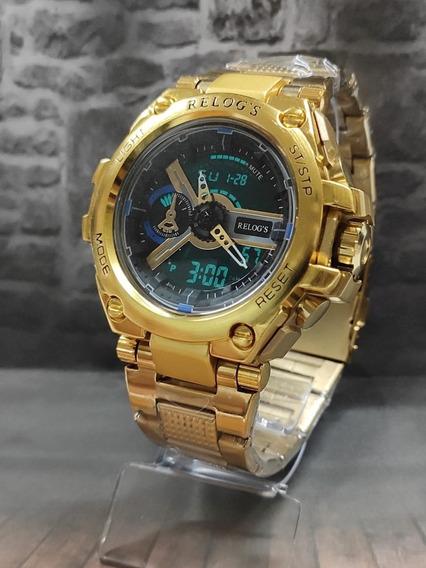 Relógio Subaquaa Digital E Analógico Super Barato+estojo!!