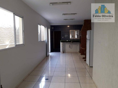 Sobrado Com 3 Dormitórios À Venda, 215 M² Por R$ 477.000,01 - Vila Junqueira - Santo André/sp - So0467