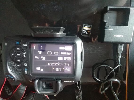 Canon T5 (usada 3 Vezes)