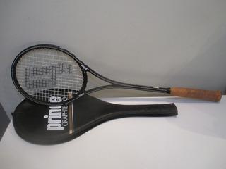 Raquete De Squash Vintage Prince Graphite Pro De 1986 14/17