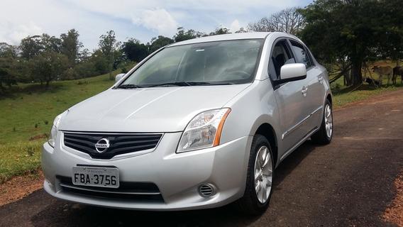 Nissan Sentra 2.0 Flex 4p 2012