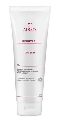 Adcos Profissional Reduxcel Crio Slim 240g
