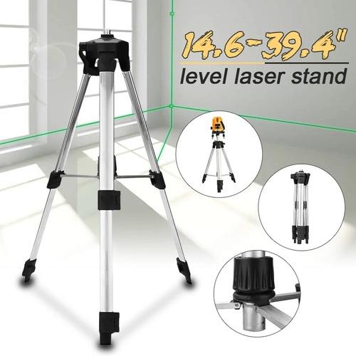 Tripé Para Nível A Laser Com Rosca De 5/8