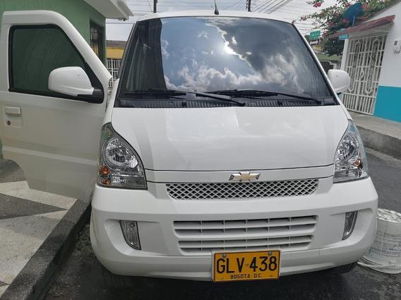 Chevrolet Van N300 Move 2020 Unico Dueño