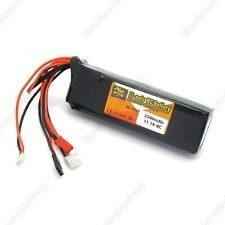 Bateria Lipo 11.1v 2200mah Radio Futaba 7c 10ch Taranis X9d