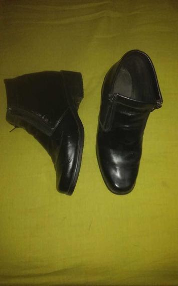 Zapatos Botas A Medida Sin Marca, Suela Febo Talle 40
