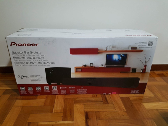 Barra De Sonido Pioneer (sound Bar)